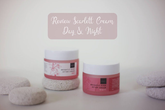 Review Scarlett Day and Night Cream