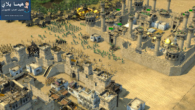 تحميل لعبة Stronghold 2 للكمبيوتر من ميديا فاير