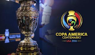 Babak Semifinal Copa America Centenario 2016
