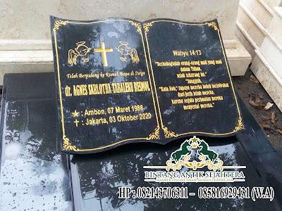 Gambar Nisan Kuburan