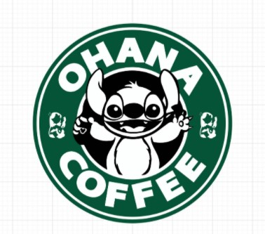 Free Starbucks Inspired Coffee Ring Svgs