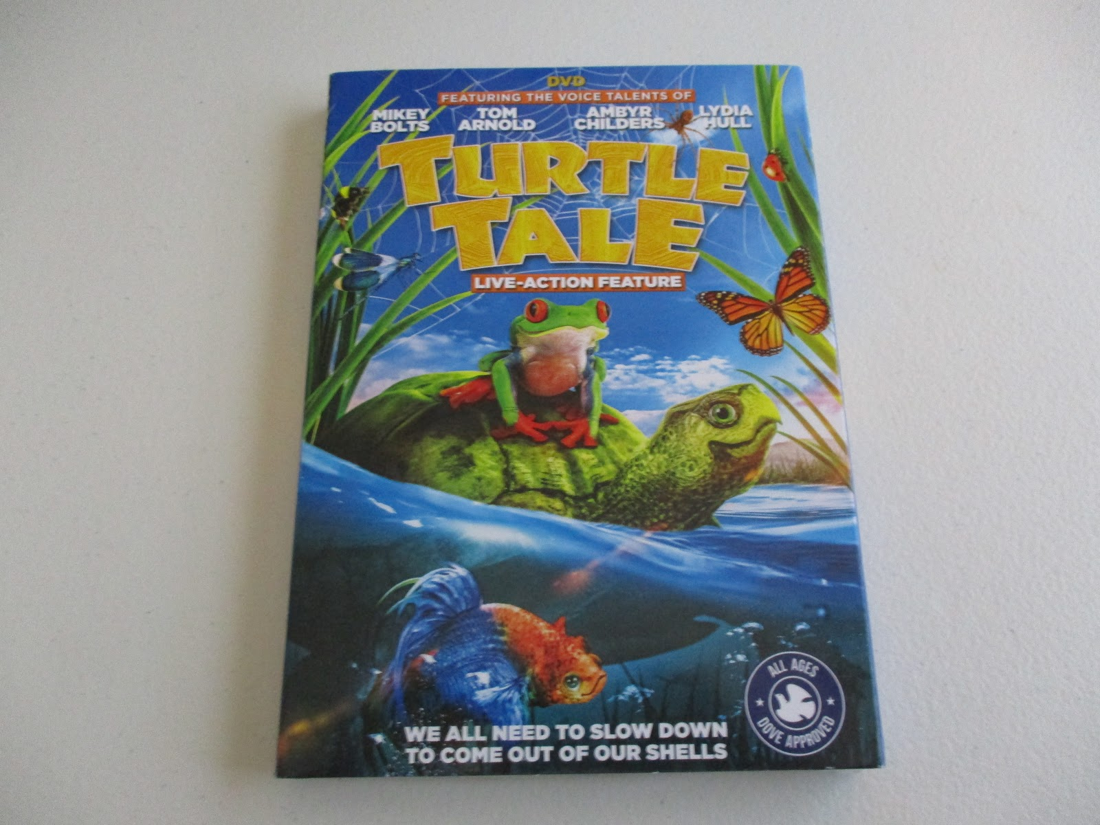 Missys Product Reviews : Turtle Tale Movie Review ...