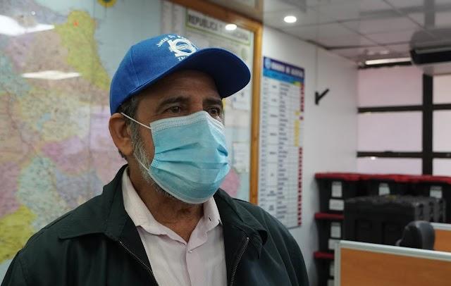 INDRHI, activo en el sistema nacional de emergencia