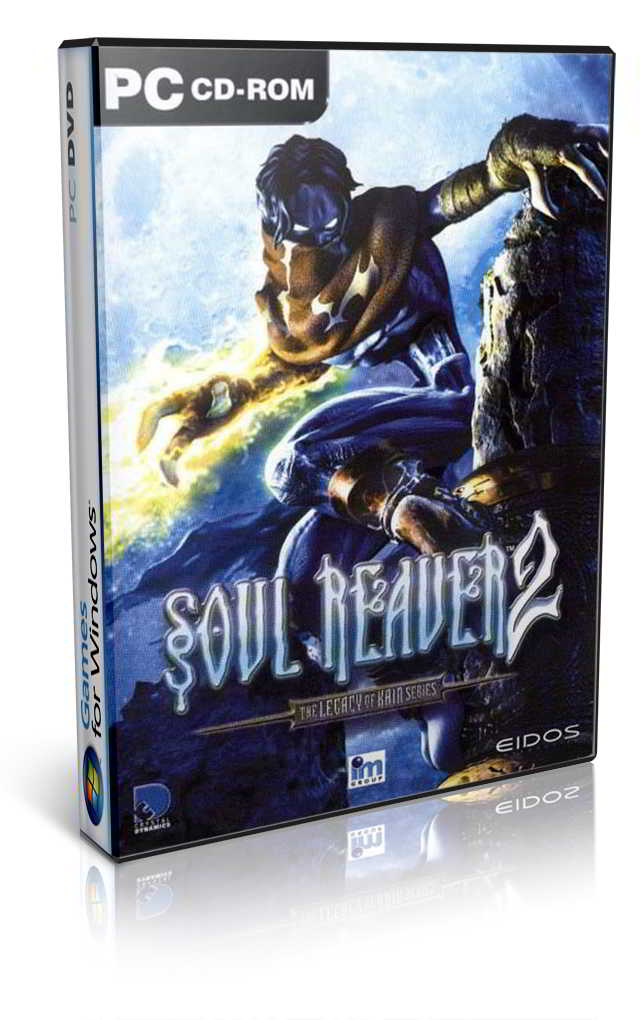 Legacy of Kain Soul Reaver 2 PC Full Español