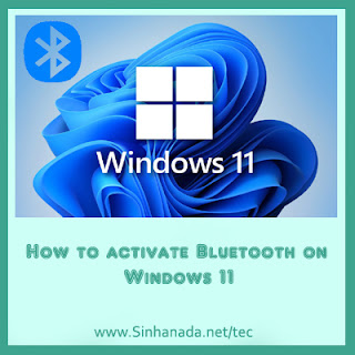 How to activate Bluetooth on Windows 11