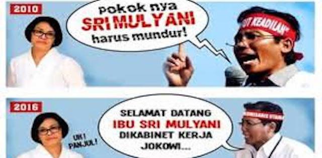 Gerakan Blokir Fadjroel Bergaung Di Twitter, Pernyataan Soal Sri Mulyani Diungkit