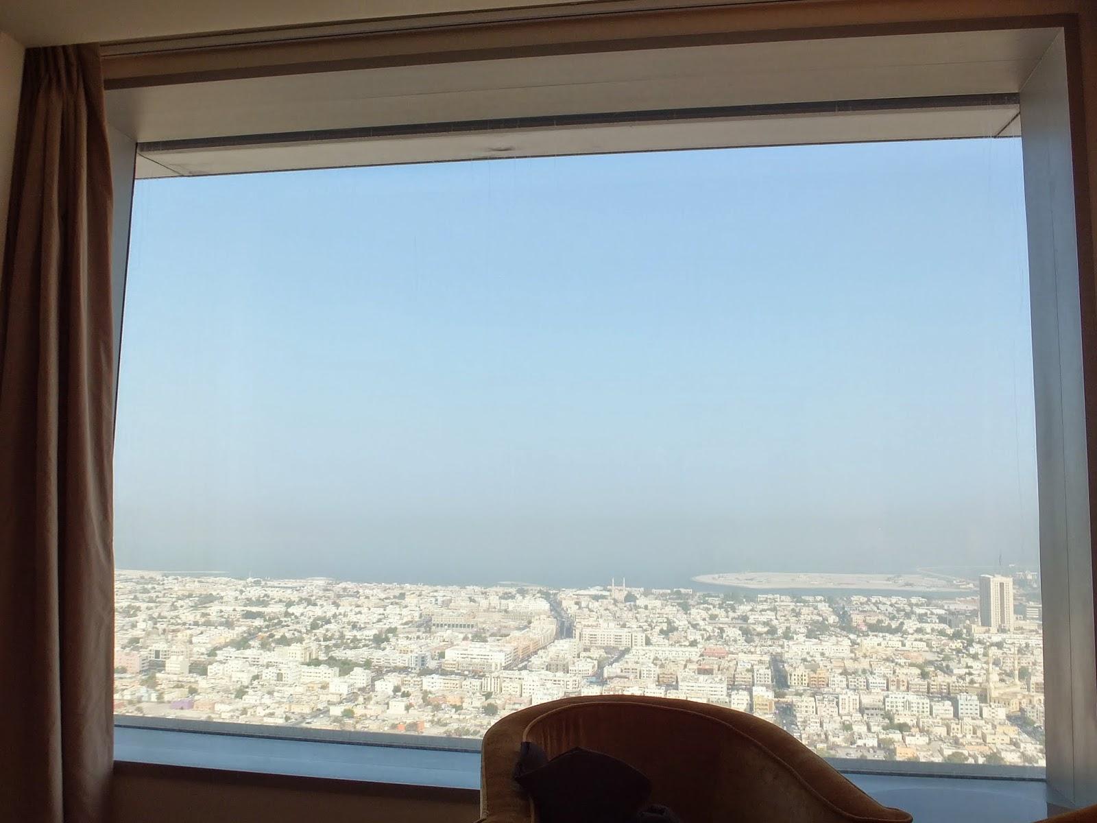 dubai-view ドバイの眺め