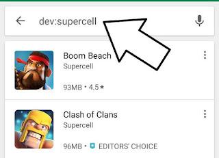Cara Permudah Pencarian Google Play