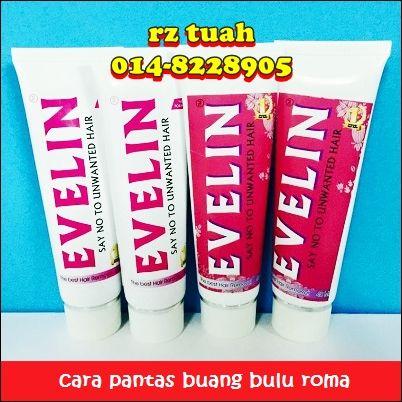 evelin hair removal cream