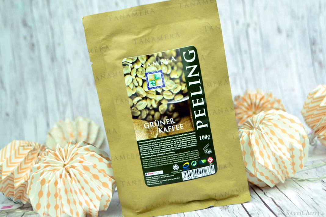 Tanamera® Grüner Kaffee Körperpeeling