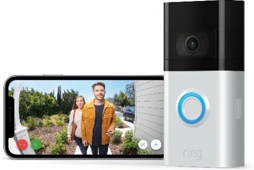 Ring video deurbel test