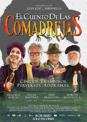 El Cuento De Las Comadrejas 2019 DVD R2 PAL Latino