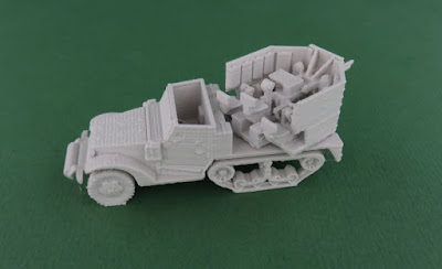M15 Combination Gun Motor Carriage picture 6