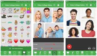 Aplikasi Video Kolase di Android 7