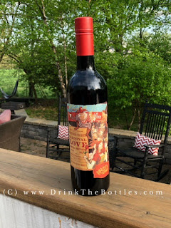 2016 Mollydooker Carnival of Love Shiraz