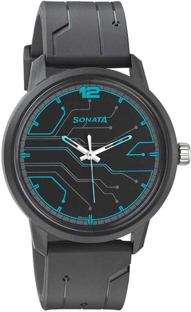 Sonata Volt Analog Watch