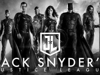 ver La Liga de la Justicia de Zack Snyder latino online