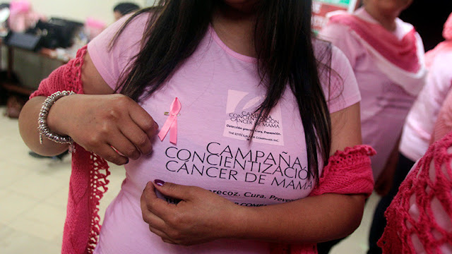 Científicos afirman que un nuevo medicamento contra el cáncer de mama aumenta la tasa de supervivencia