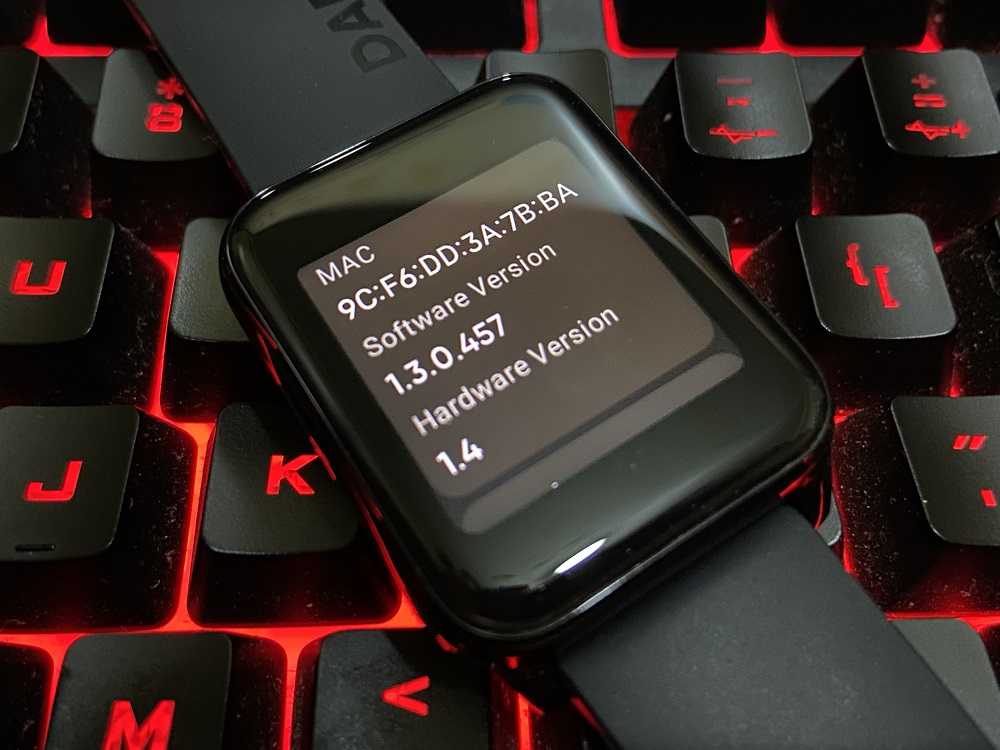 realme Watch 2 About