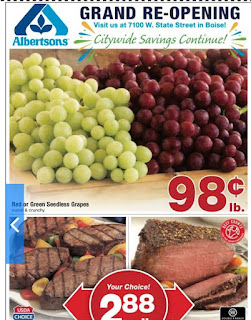Albertsons Weekly Ad Preview July 24 - 30, 2019