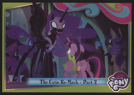 MLP The Cutie Re-Mark - Part 2 Series 4 Trading Card
