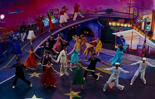 impian dan kebersamaan film musikal lala land