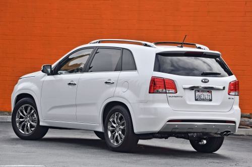 Car mama 2013 kia sorento ex a good suv the sorento i borrowed for the week was a front wheel drive ex model with a 36 liter cvvt continuous variable valve timing v6 engine publicscrutiny Image collections