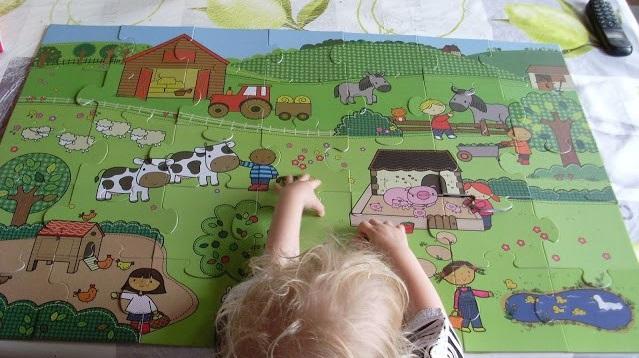 puzzle grosse pièces