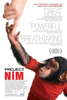 "Blog Safari club, Película documental online ""Proyecto Nim"""