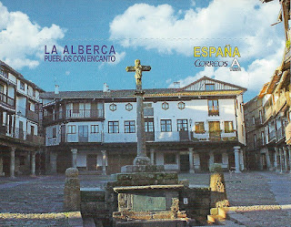 Sello de Pueblos con Encanto: La Alberca