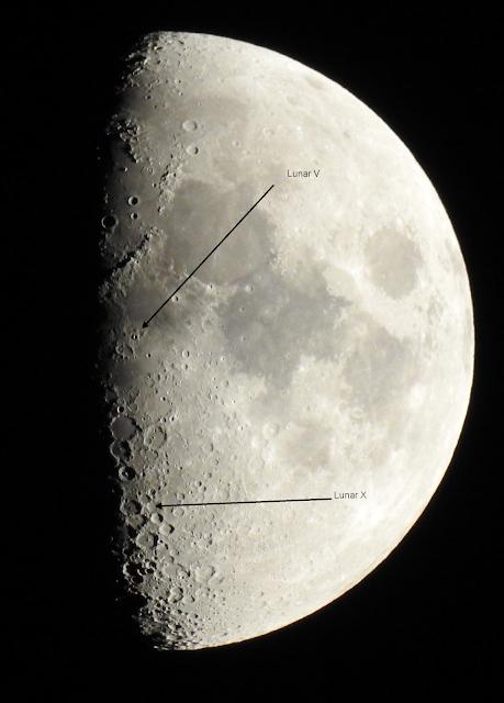 Lunar X לונאר