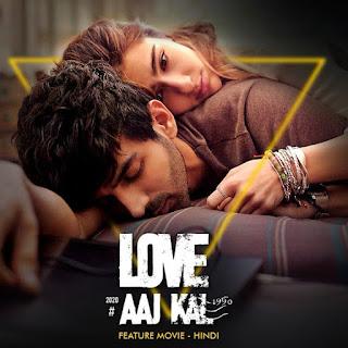 Love Aaj Kal (2020) Hindi Movie 720p-SD MOVIES POINT