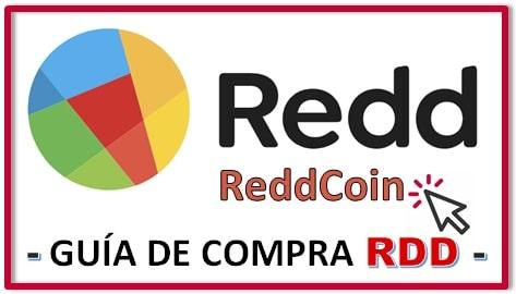 Cómo y Dónde Comprar REDDCOIN (RDD) Guía Actualizada