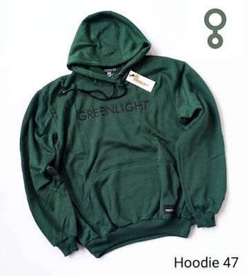 HOODIE GREENLIGHT (H47)