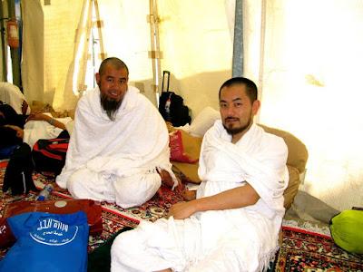 Omar-san dan Saif-san