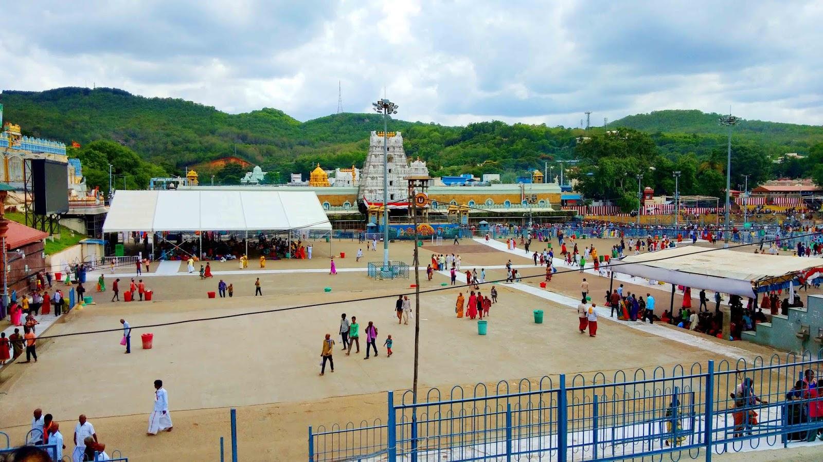 How to plan a trip to Tirupati Balaji temple – TTD online Tickets