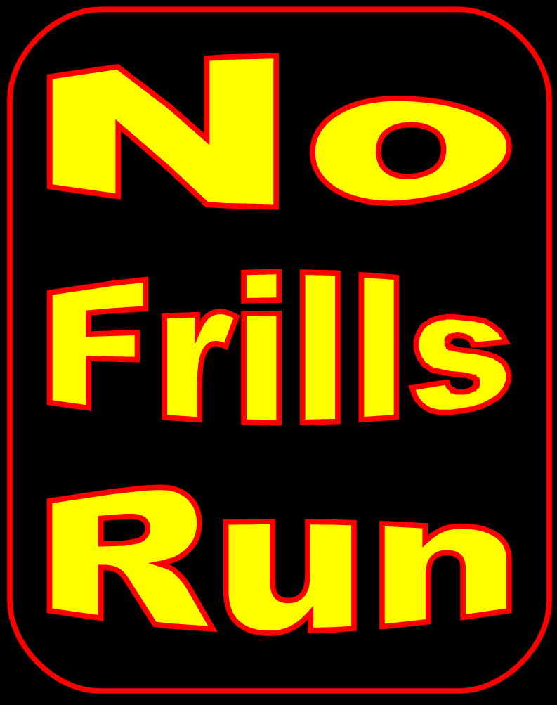 No Frills Run