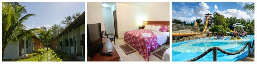 Onde ficar em Guarapari (ES) - Acquamarine Park Hotel