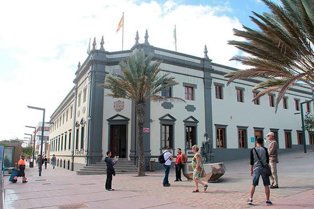 Cabildo%2BFuerteventura.2020 - Grupo  Gobierno del Cabildo Insular evita la devolución al Gobierno de Canarias de los cerca de 4,7 millones de euros con ampliación plazo FDCAN 2018