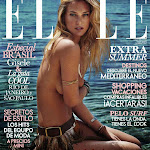 Bar Refaeli   Hot Photoshoot for Elle Spain Magazine June 2014
