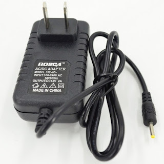 BOSCA Power Adaptor ZH-512 12V 2A 5.5mm (Big Plug) CCTV Camera
