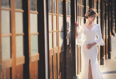 台中新娘秘書 短髮新娘設計的優雅與復古時尚造型
