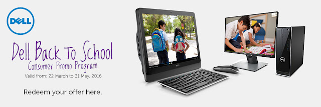 Dell Back to school Offer Laptop or Desktop at Rs. 1 only