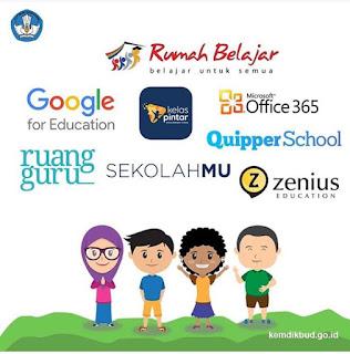 Link Sistem Belajar Daring Gratis Cegah Covid-19 Bisa Akses Gratis