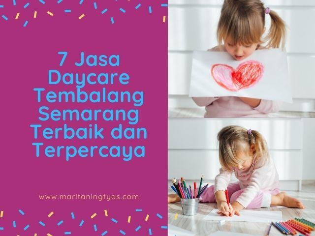 jasa daycare tembalang semarang