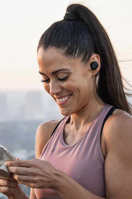 Wireless Earbuds for Active Lifestyles