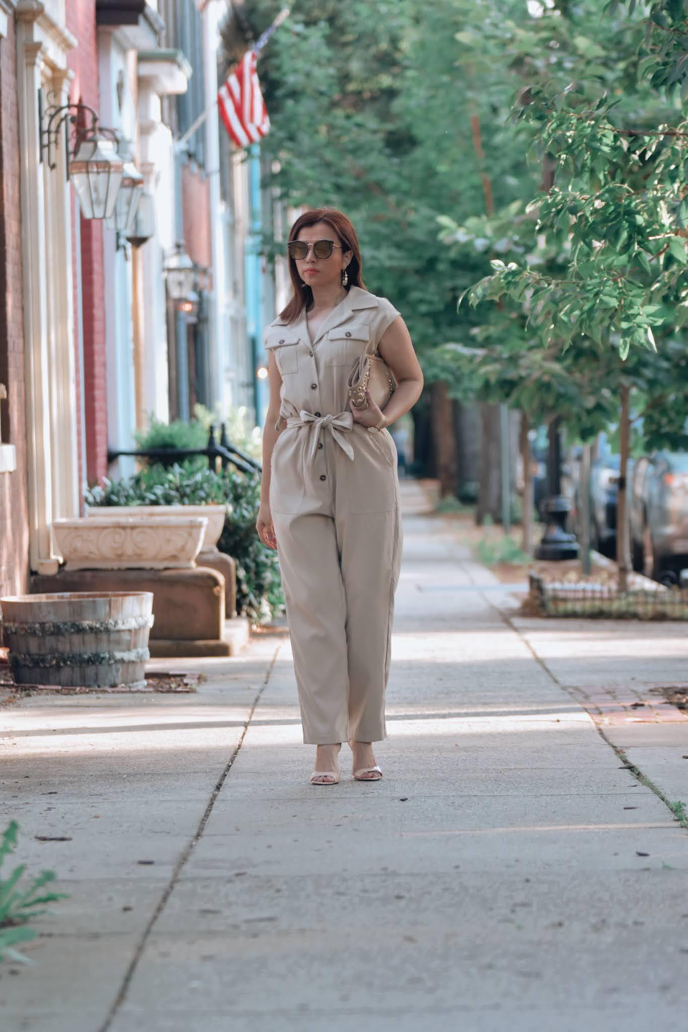 Outfit De Verano En Colores Neutros-como crear outfits desde cero-como verte siempre arreglada-como combinar colores neutros-mariestilo-