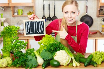 إكتشفي نظام الديتوكس الطبيعي والرهيب في إزالة السموم من الجسم وتخسيس الوزن : الدكتور طارق الشاذلي