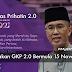 Semakan GKP 2.0 Bermula 15 November 2020