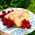 Lavender Lemon Loaf Cake (vegan)